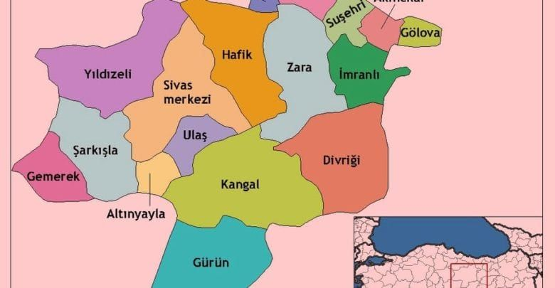 Провинция Сивас