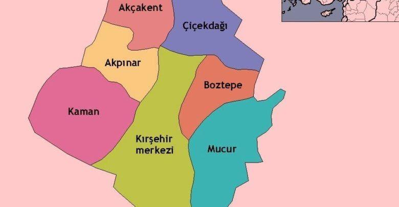 Провинция Кыршехир