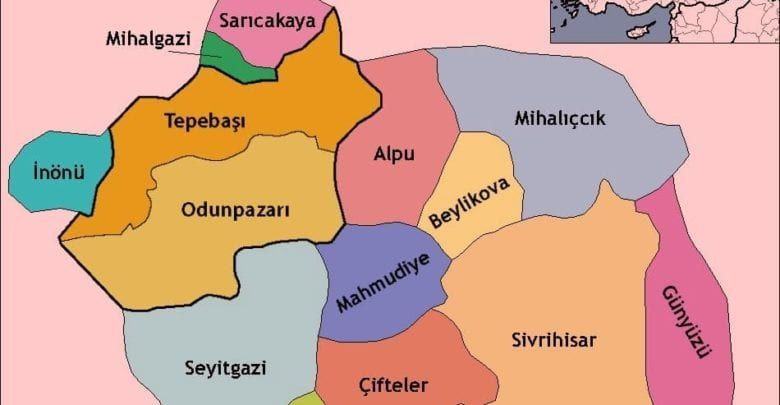 Провинция Эскишехир