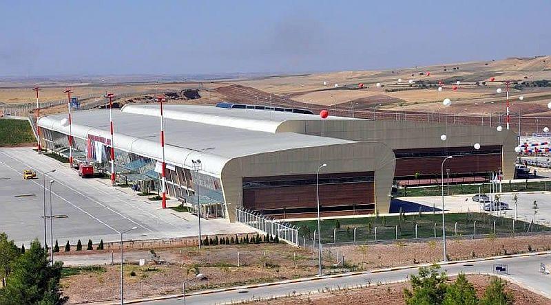 Адыяман Аэропорт