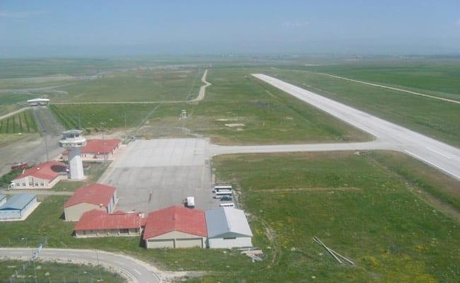 Аэропорт Агры