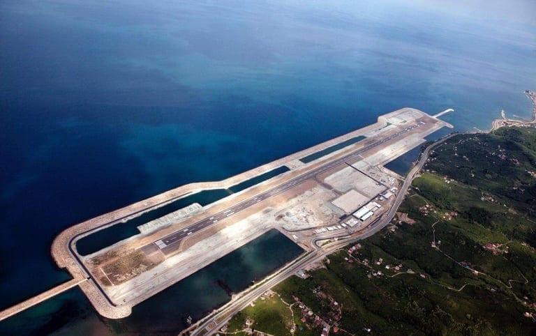 Аэропорт Орду Гиресун