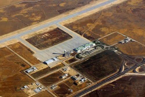 Аэропорт Шанлыурфа