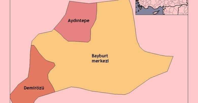 Провинция Байбурт