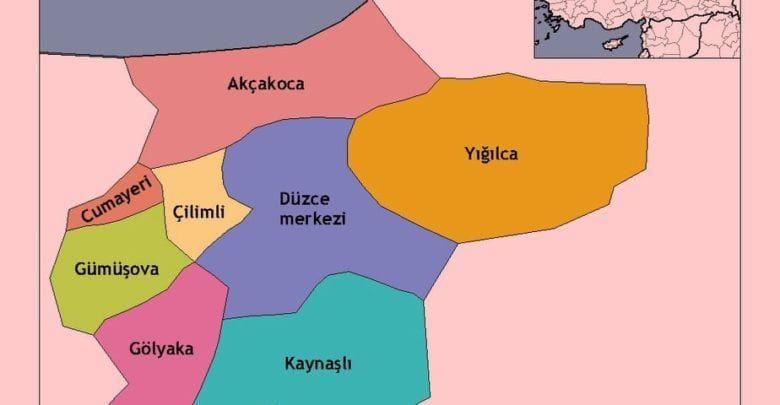 Провинция Дюздже