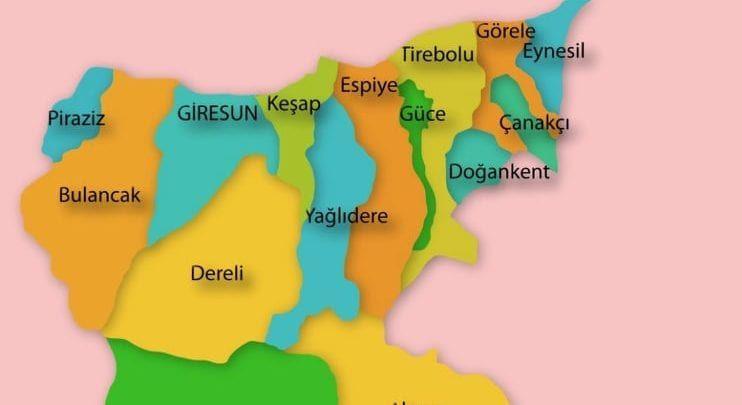 Провинция Гиресун