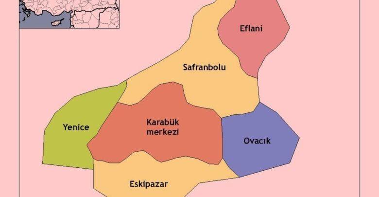 Провинция Карабюк