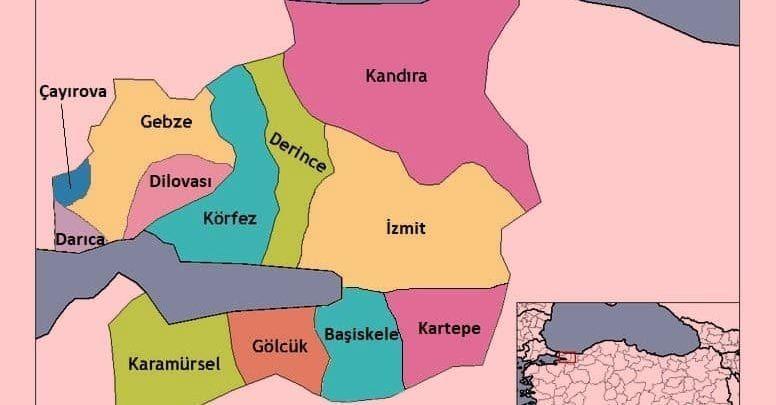 Провинция Коджаэли