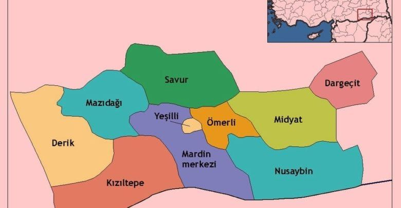 Провинция Мардин