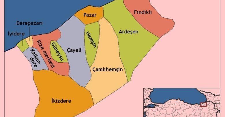 Провинция Ризе