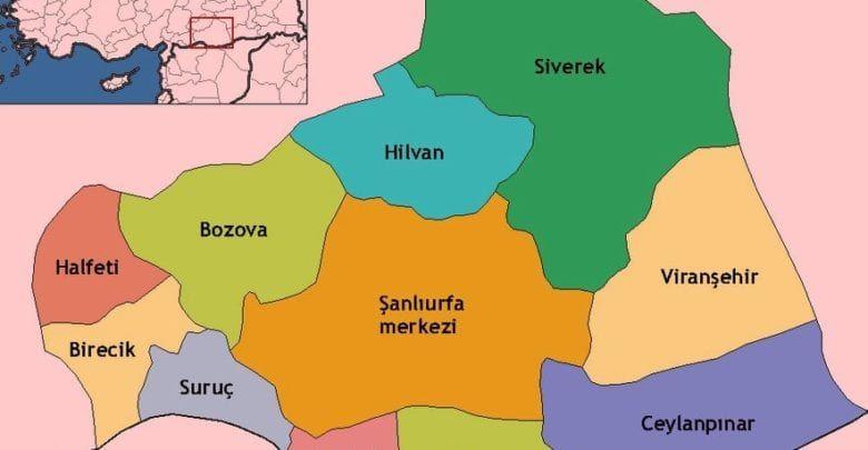 Провинция Шанлыурфа