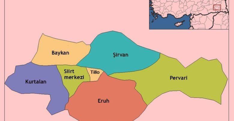 Провинция Сиирт