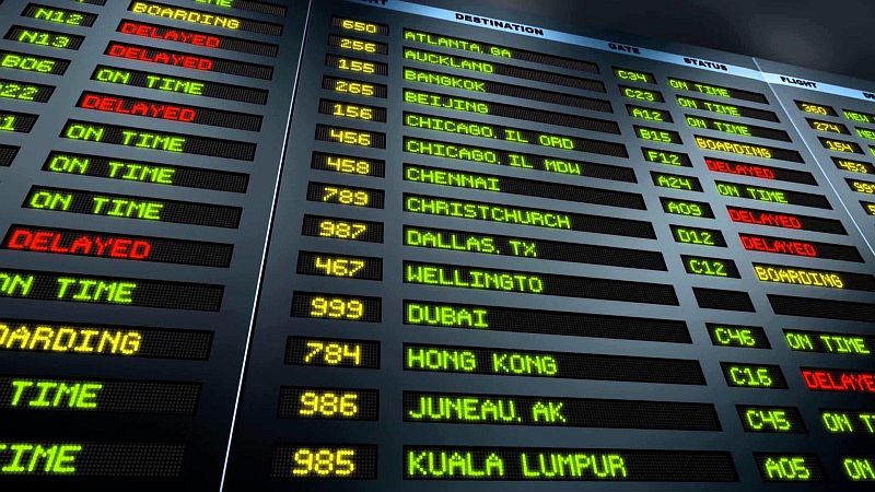 Авиабилеты на прямой рейс
