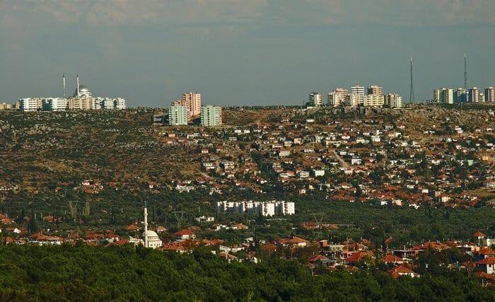 Город Дёшемеалты