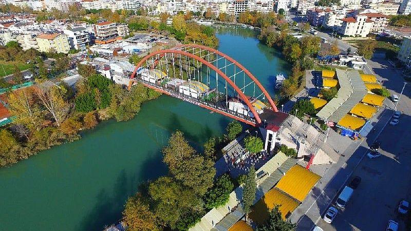 Манавгат Город в Турции