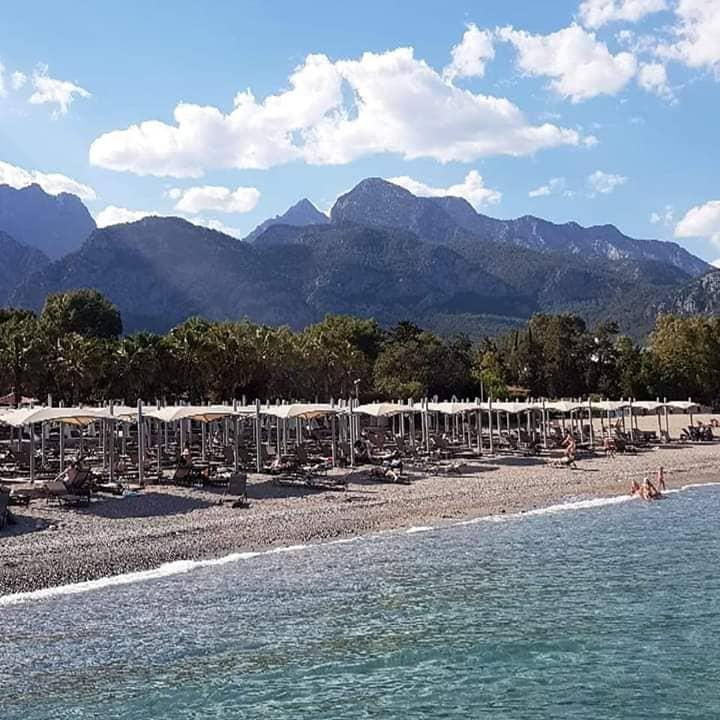 Пляжи Кемера Турция