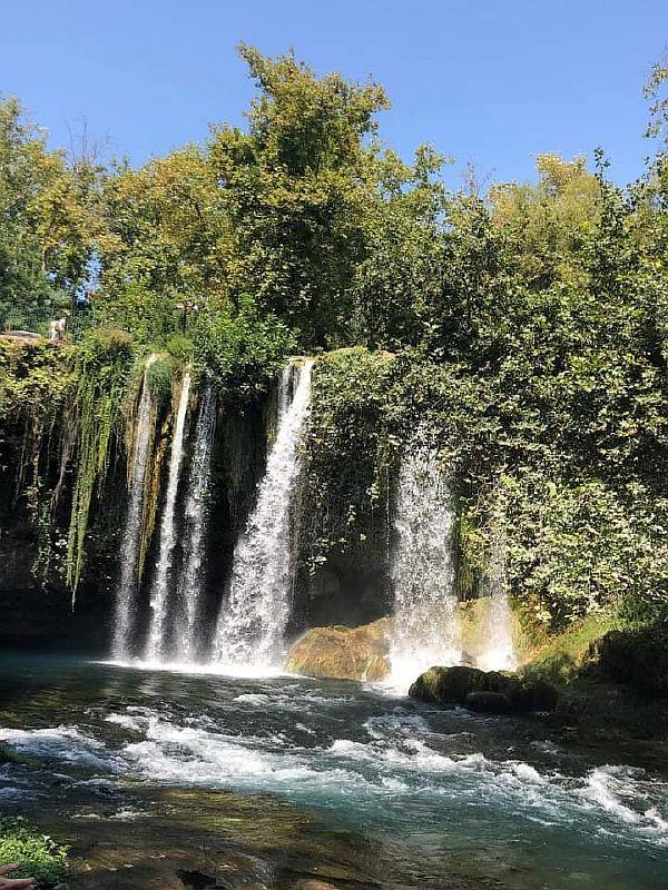 Верхний Дюденский водопад Анталия