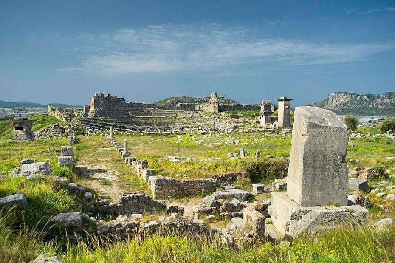 Древний Ксантос