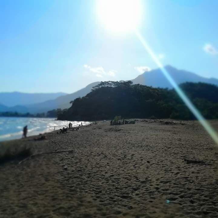 Фазелис пляж в Анталии