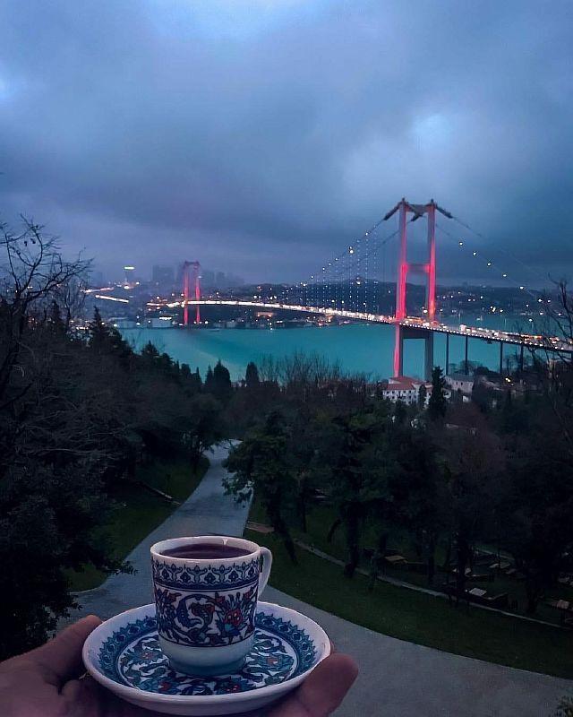 Стамбул мост