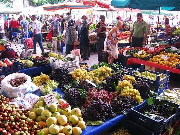 Плоды Турции