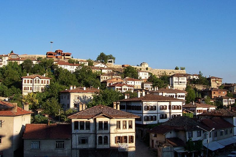 Рыночный район Сафранболу