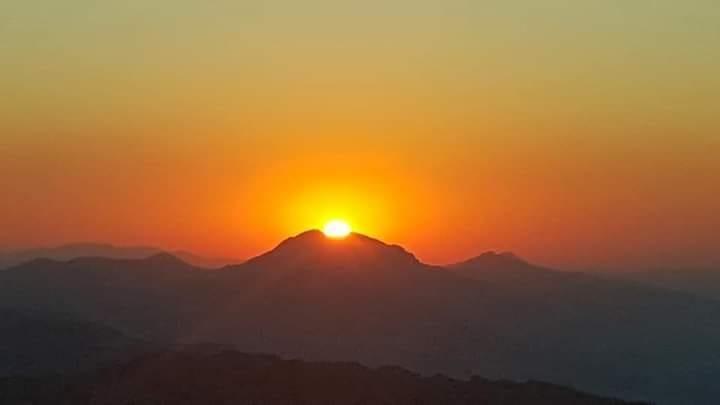 Немрут-даг солнце