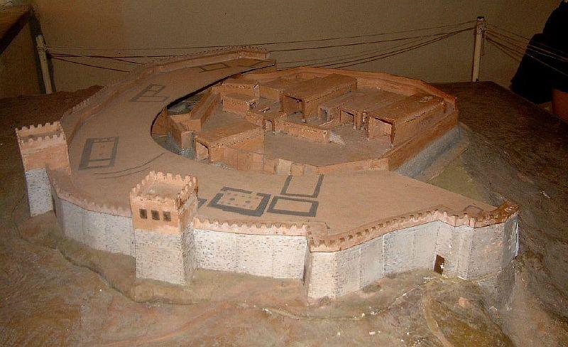 Реконструкция цитадели Троя
