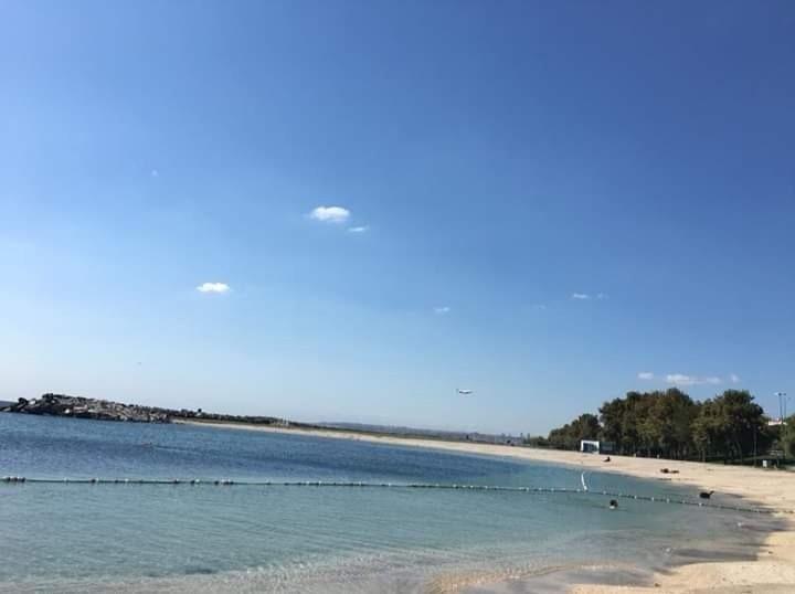 Пляж Ешилкёй Стамбул