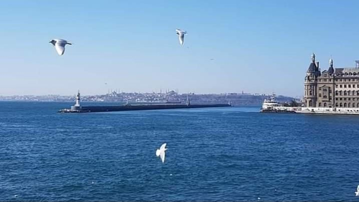 Haydarpaşa Istanbul