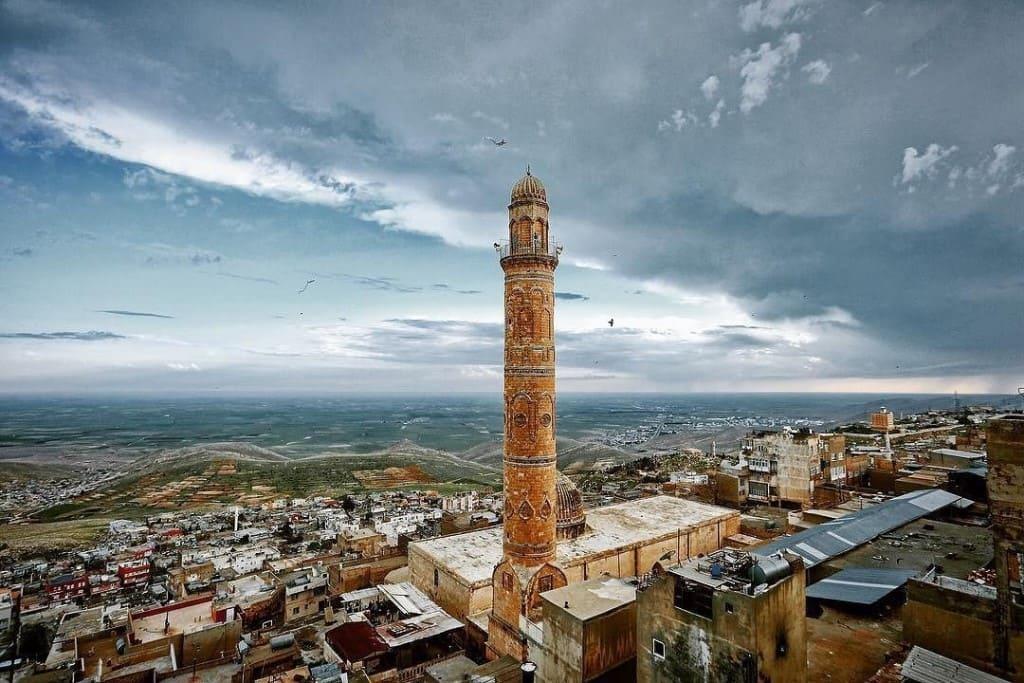 Мардин в Турции