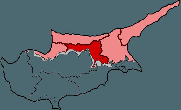 Район Левкоша