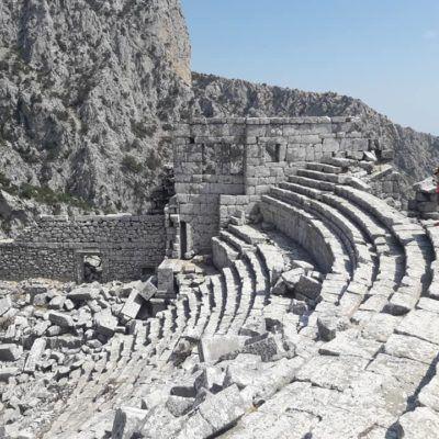 Амфитеатр Термессос