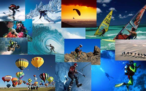 Водные виды спорта и экстремальные развлечения
