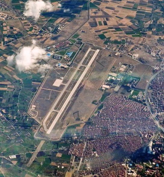 Аэропорт Эскишехир