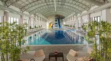 Афьон термальный отель