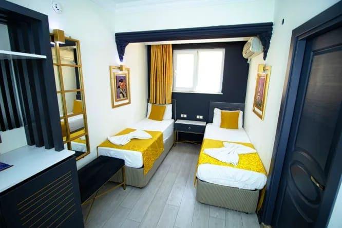 Бюджетные отели Анталии
