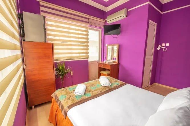 Бюджетные отели в Анталье