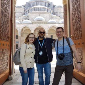Экскурсовод в Турции