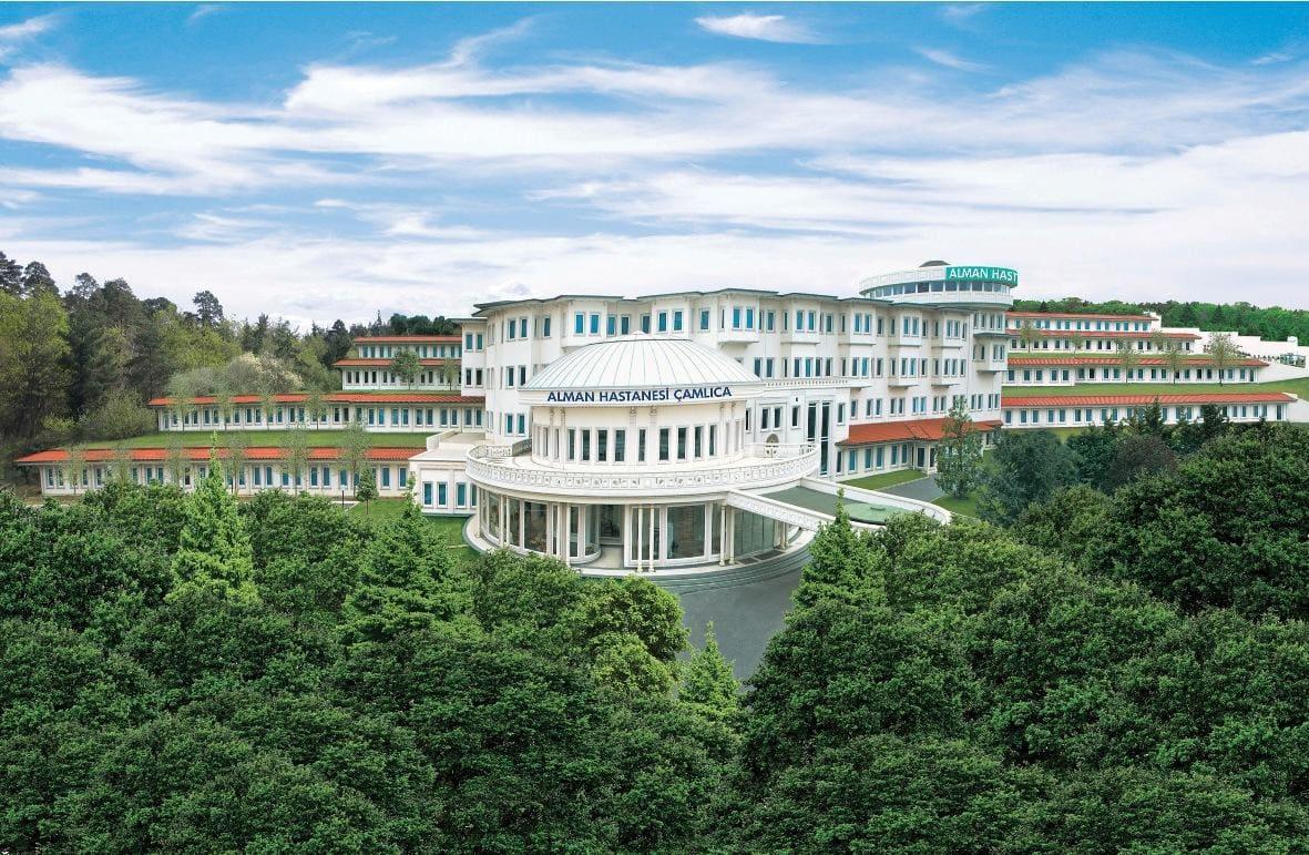 Немецкая больница Чалмиджа