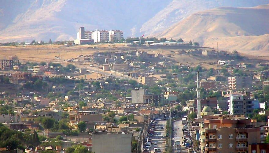 Город Ширнак