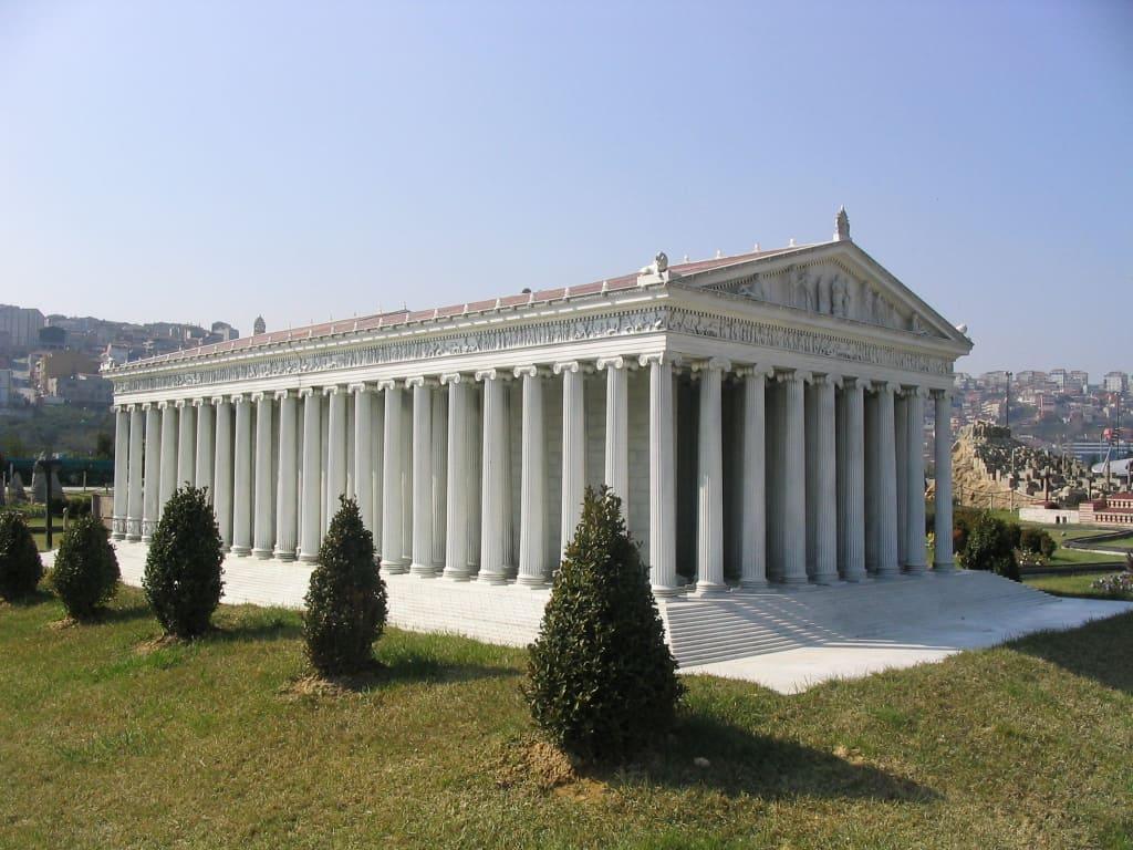 Храм Артемиде Эфесской