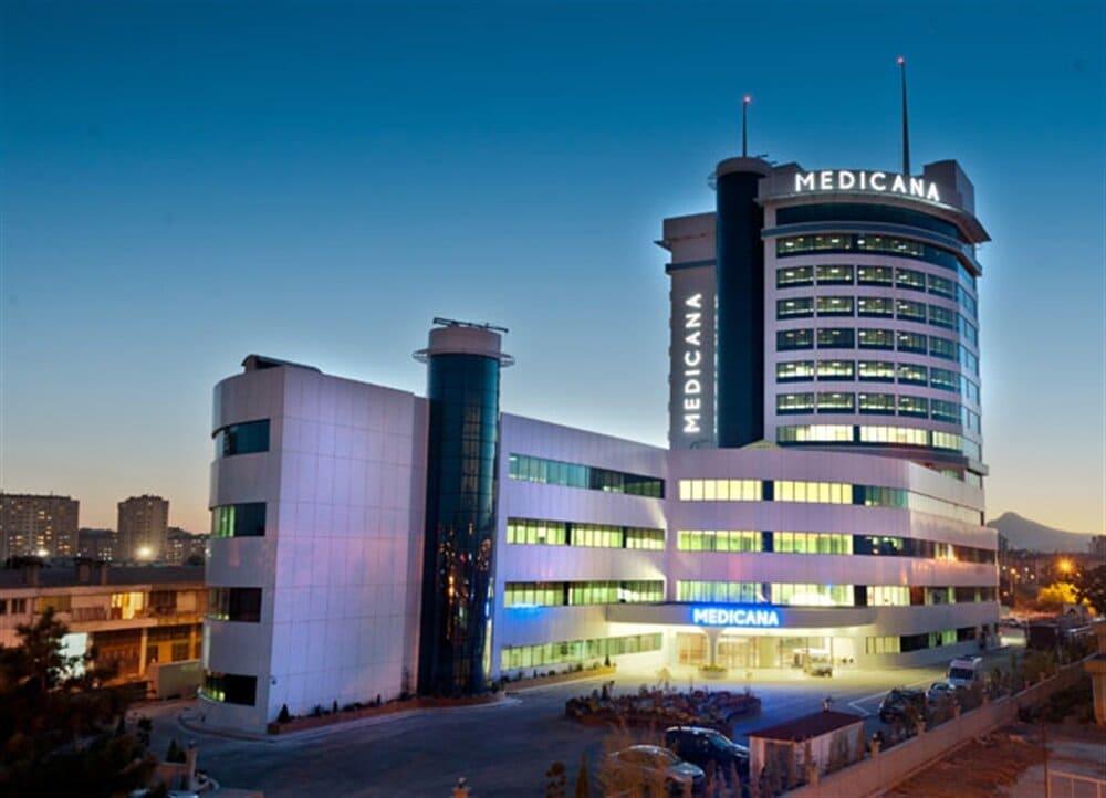 Медицинская группа больниц Medicana