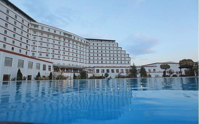 Отель термальный Афьон