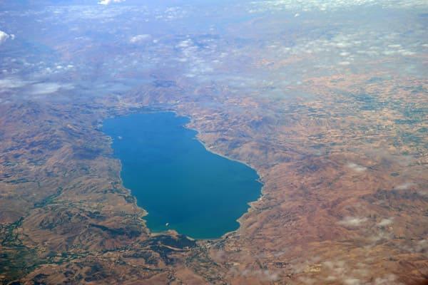 Озеро Хазар - исток Тигра