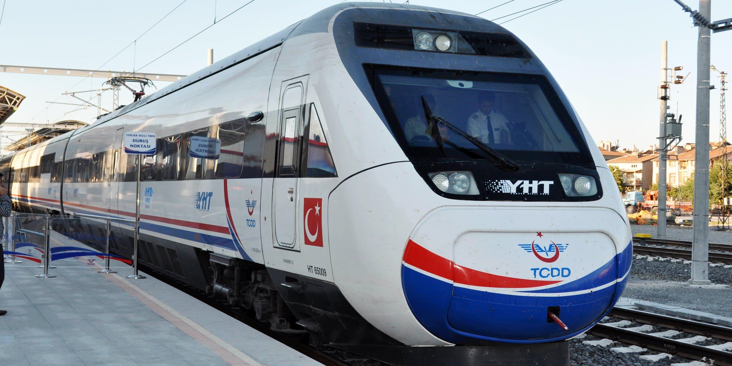 Железные дороги Турции
