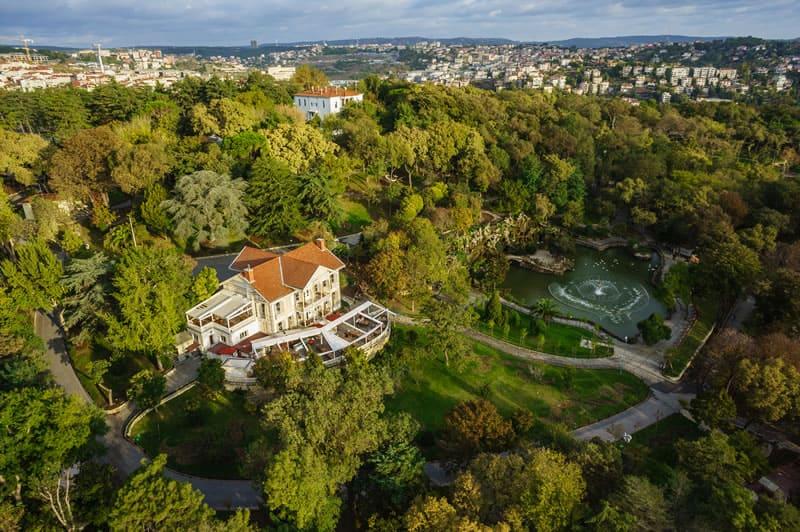 Эмирган Парк Стамбул