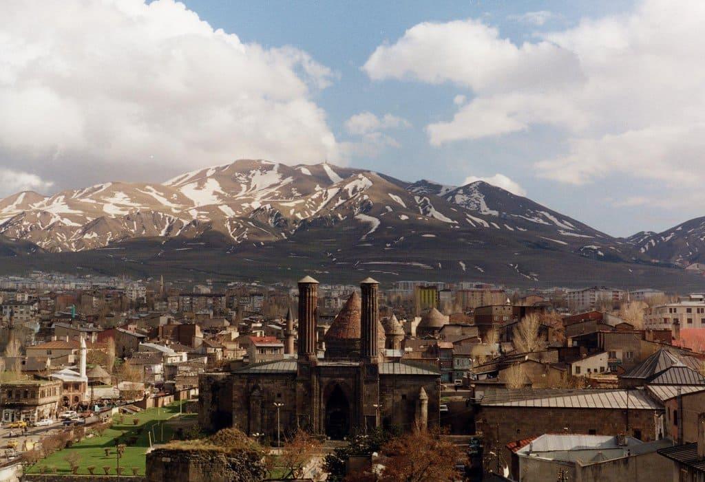 Erzurum межсезонье