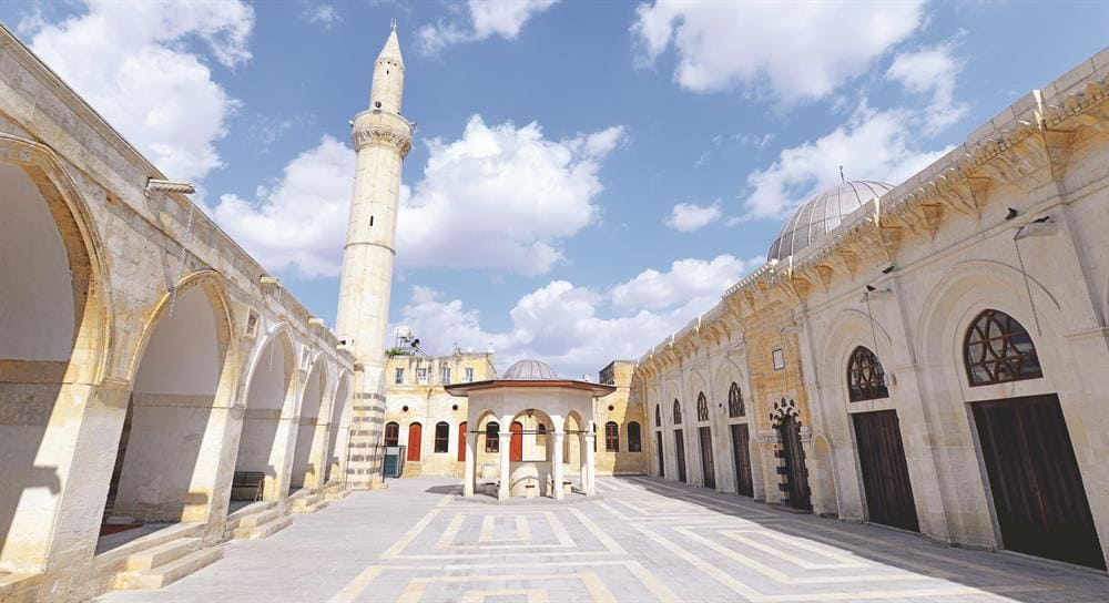 Мечеть Улу Килис