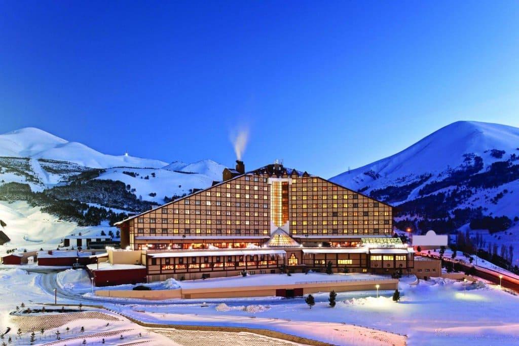 Отель Renaissance Polat Erzurum Hotel